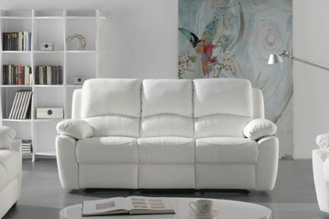Sof de piel o sof de tela decorar hogar - Limpiar sofa tela ...