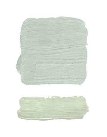 Combinaciones color azul y verde
