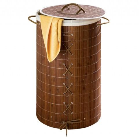C mo decorar el ba o con accesorios y t xtiles decorar hogar - Cesto de trapillo para el bano ...