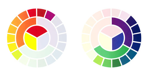 ¿Qué combinación de color elegir para decoración?