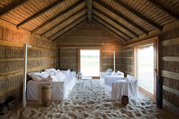 Hotel natural y moderno en Portugal