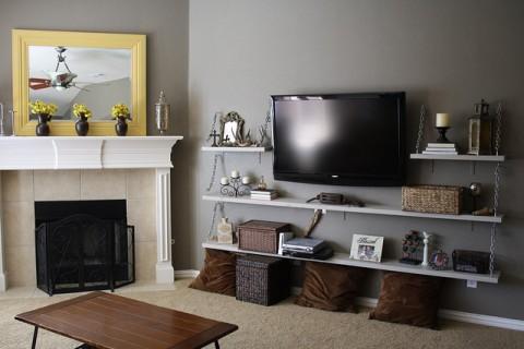 mueble televisión barato