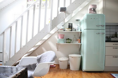 Nevera retro Smeg