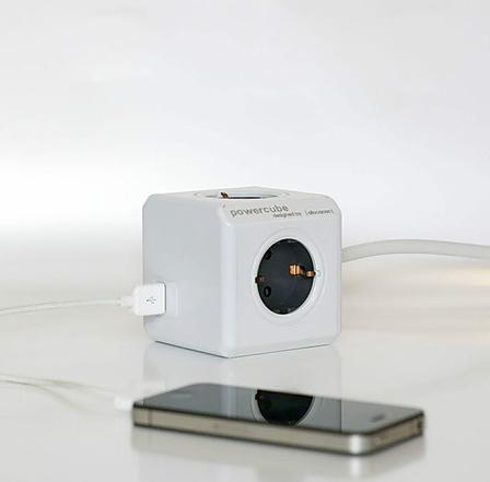 regleta power cube