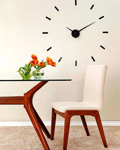 Reloj de pared hazlo tu mismo decorar hogar - Relojes para decorar paredes ...