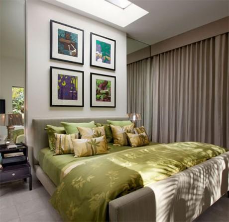 dormitorio de matrimonio pequeño ideas