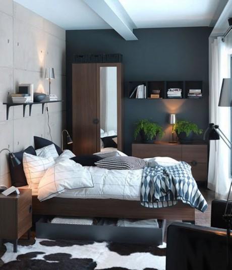 habitaciones pequeñas funcionales