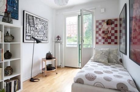 claves de decoración de dormitorios pequeños