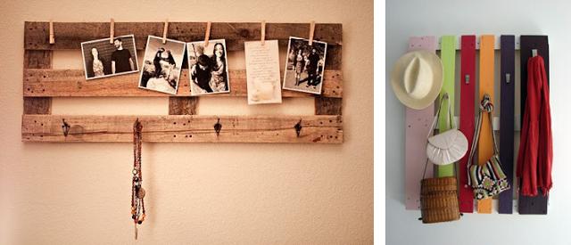 Decorar con palets de madera ideas y ejemplos decorar - Decorar hogar barato ...