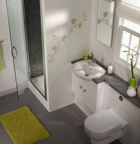 20 Ideas Para Decorar Banos Pequenos on bathroom tile designs in sri lanka