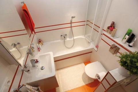 Modelos de baños pequeños y sencillos
