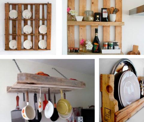 Decorar con palets de madera ideas y ejemplos decorar for Decoracion con palets