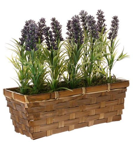 Decorar con plantas artificiales decorar hogar - Decorar con flores artificiales ...