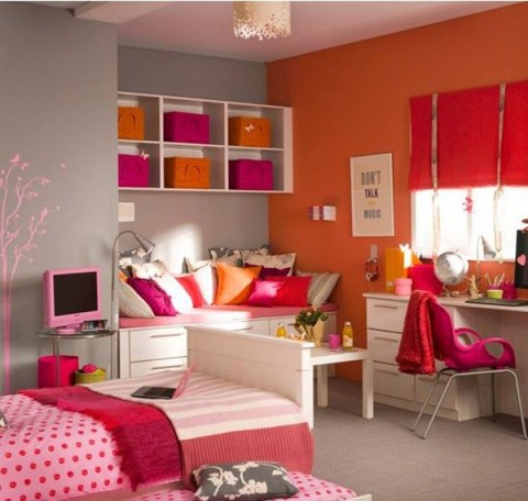Decorar habitaciones de adolescentes ideas y consejos - Mature teenage girl bedroom ideas ...