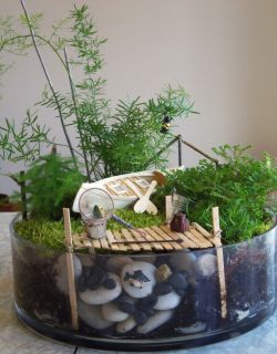 Fotos De Mini Jardines Decorar Hogar