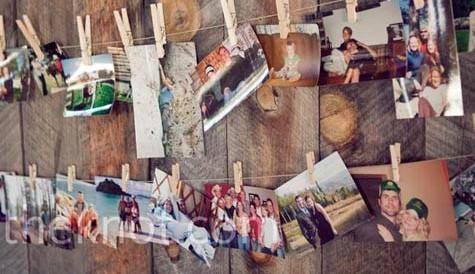 17 ideas para colgar fotos de la familia decorar hogar - Gallineros leroy merlin ...