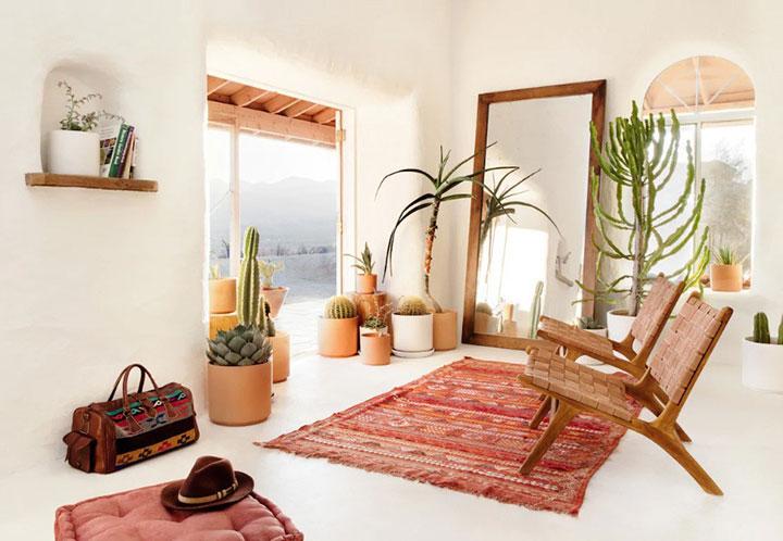 Cómo poner plantas artificiales en las habitaciones y dormitorios