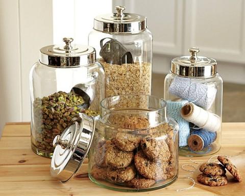 Tarros para alimentos en la cocina decorar hogar for Tarros de cocina baratos