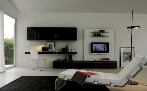 17 ideas para muebles de televisi n decorar hogar for Muebles originales baratos