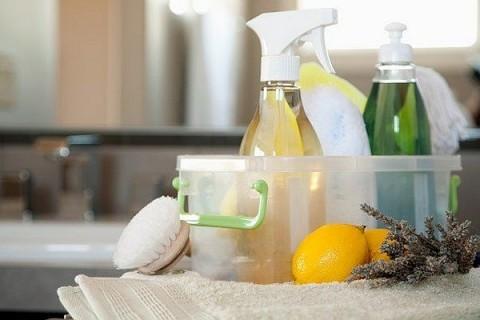 limpiadores naturales para la casa