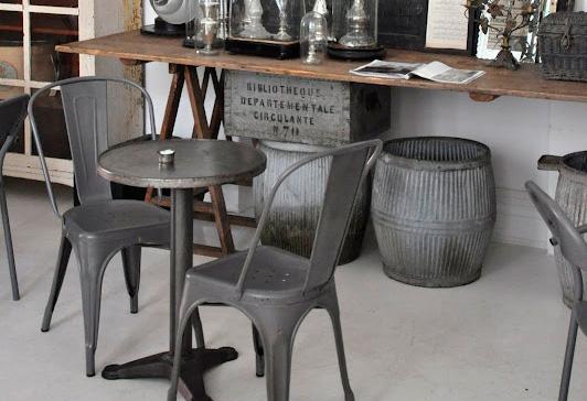 La silla tolix de xavier pauchard decorar hogar - Silla tolix ...