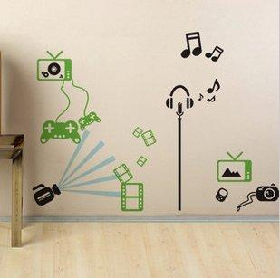 Vinilos adhesivos para decorar decorar hogar - Adhesivos para pared infantiles ...