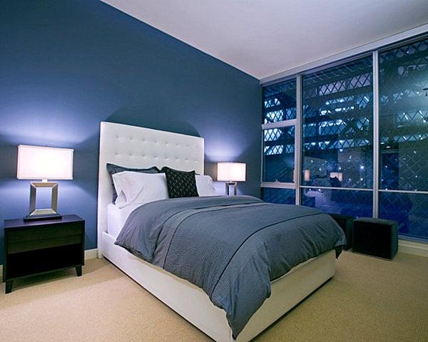 Los mejores colores para dormir bien son el azul y el amarillo