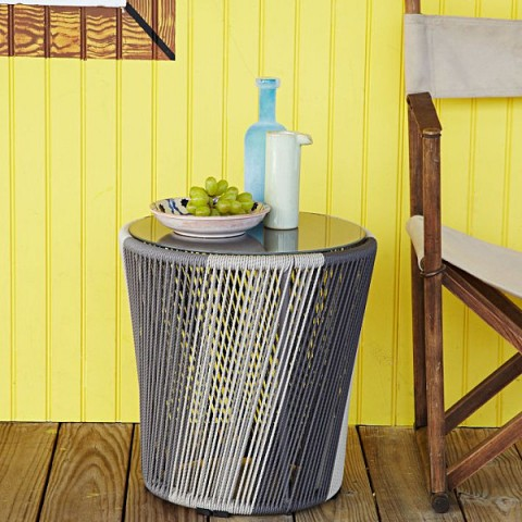 12 mesas auxiliares originales para el verano decorar hogar