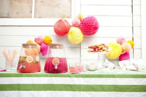 consejos organizar fiesta verano