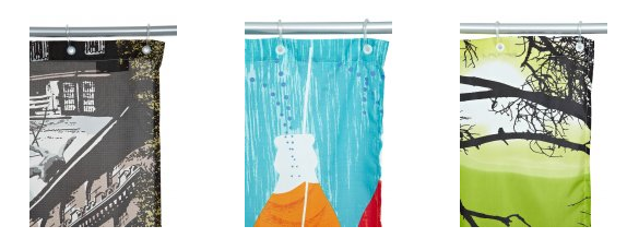 Cortinas De Baño Lindas:Cortinas de ducha bonitas – Decorar Hogar