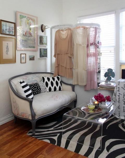 C mo decorar un loft de estilo retro decorar hogar - Ideas para decorar un loft ...