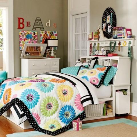 Habitaciones para chicas ideas y fotos decorar hogar - Dormitorio para dos ninas ...