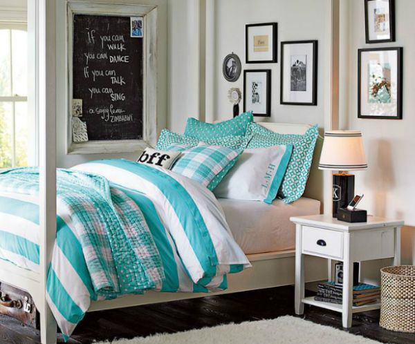 Ideas para decorar dormitorios de chicas adolescentes 07 - Ideas para decorar un dormitorio ...