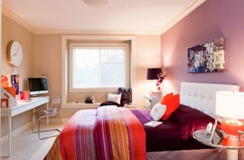 Habitaciones Para Chicas Ideas Y Fotos Decorar Hogar - Dormitorios-chicas