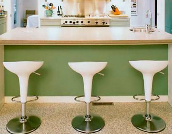 Cocina p gina 4 de 6 decorar hogar - Taburetes barra cocina ...