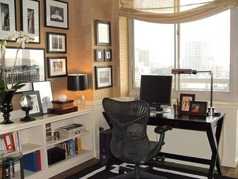 Oficinas en casa de dise o decorar hogar - Despachos en casa decoracion ...