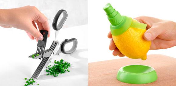Gadgets de cocina tiles y sorprendentes decorar hogar for Gadgets para cocina