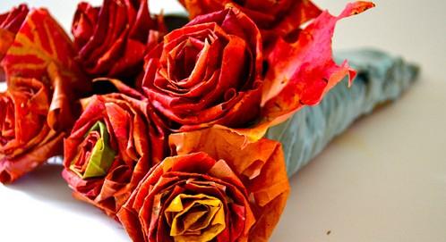 hacer-una-rosa-con-hojas-07