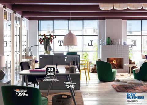Cat logo ikea 2014 nuevas tendencias en decoraci n for Oficinas ikea madrid
