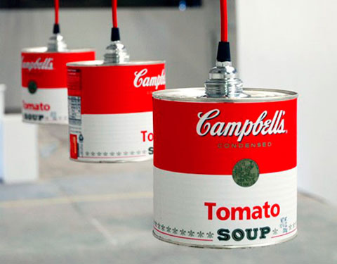latas-campbell-lamparas