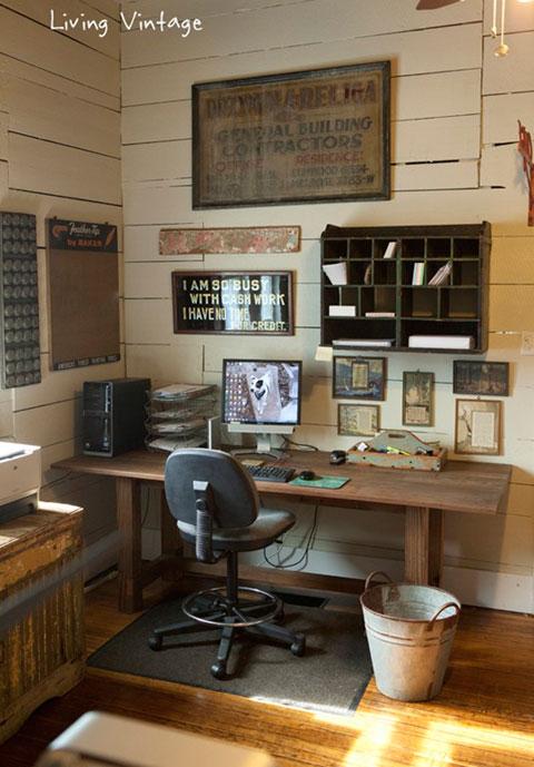 Gu a de los diferentes estilos de decoraci n vintage - Decoracion vintage industrial ...