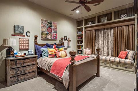 7 dormitorios r sticos de madera con fotos decorar hogar - Decorar habitacion rustica ...