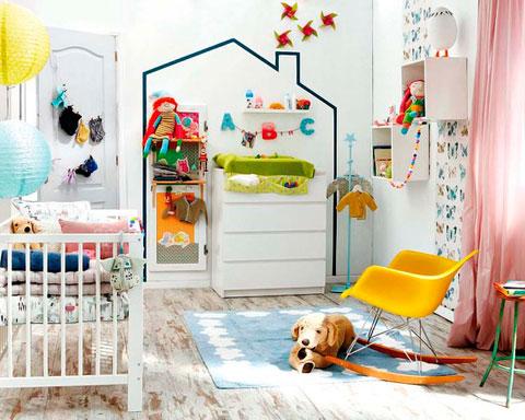 fotos de habitaciones de niños