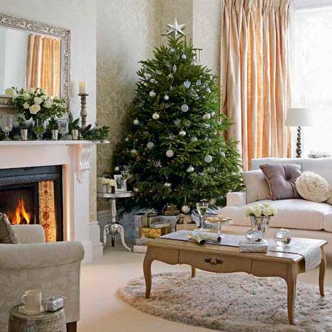 decorar árboles de navidad