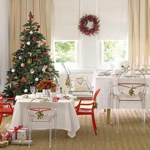 Ideas para decorar árboles de navidad