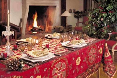 Ideas paraddecorar el comedor en navidad de pel cula - Tavole apparecchiate moderne ...
