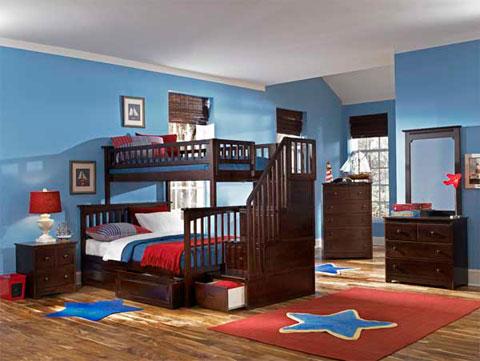 25 ideas de camas tipo litera modernas decorar hogar for Camas dobles para ninos baratas