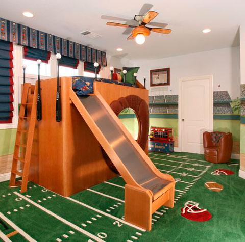 25 ideas de camas tipo litera modernas decorar hogar - Literas infantiles divertidas ...