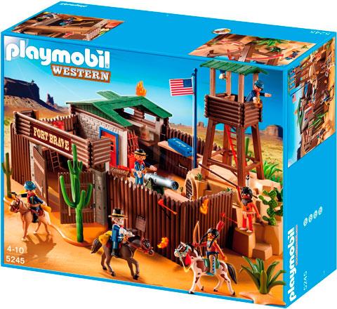 Playmobil fuerte del Oeste