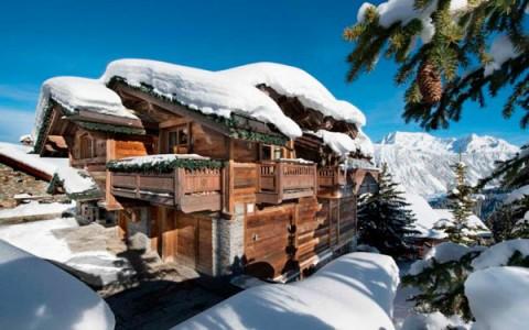 Chalet Perla en los Alpes